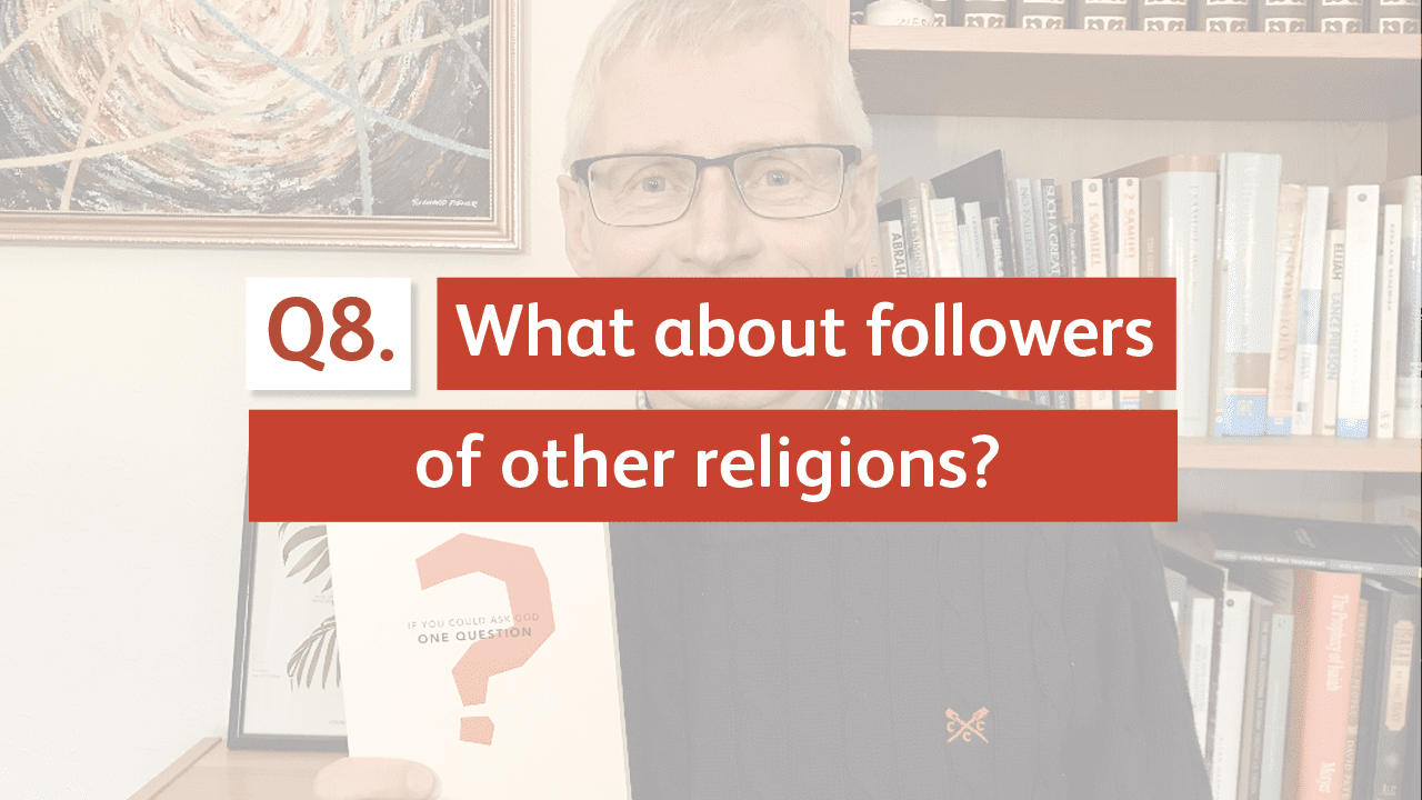 What about followers of other religions?