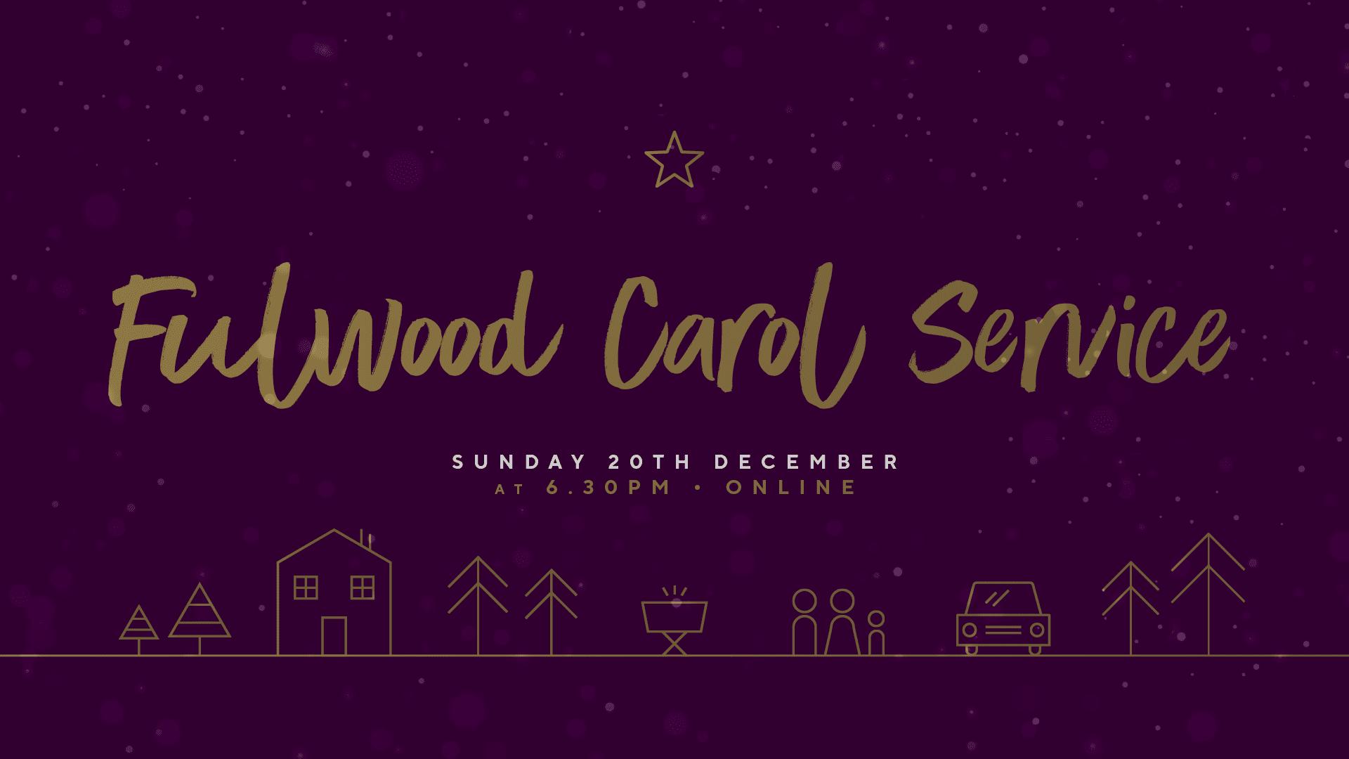 Fulwood Carol Service